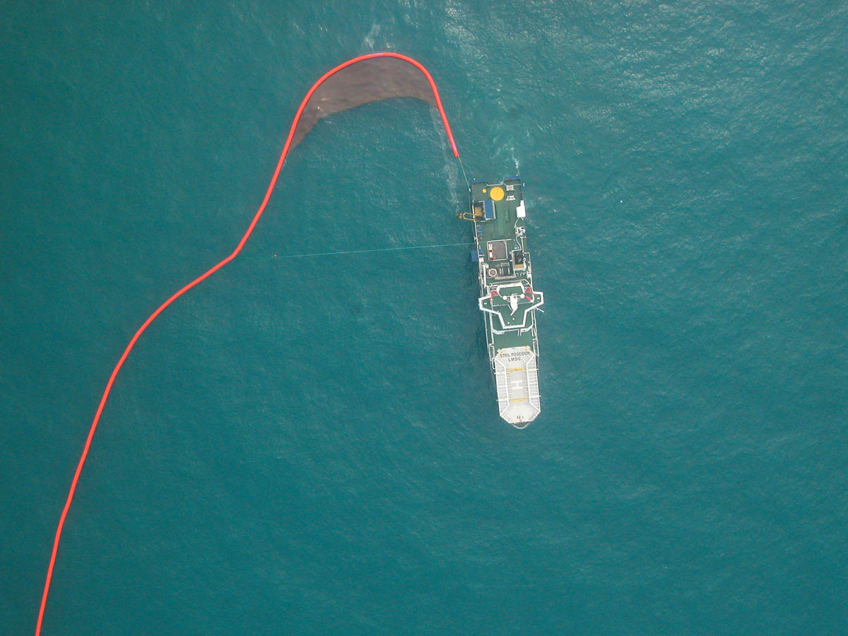 Oil-spill-recovery